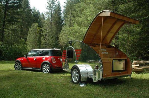 Cool Mini Campers Teardrop Trailers Amp Mini Campers For Sale In California